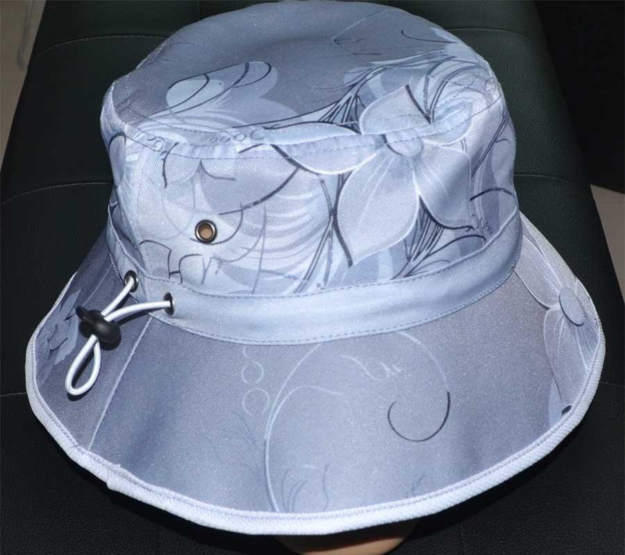Sublimated Bucket Hat/Sublimation Fisherman Hat/School Hat