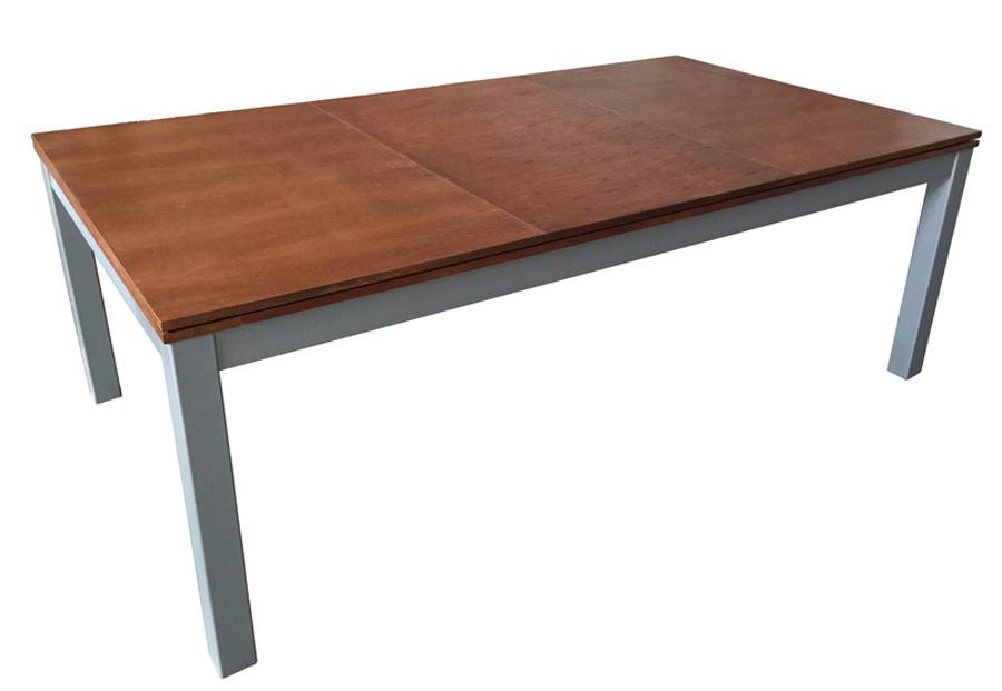 7′ 3 in 1 Steel Billiard Table