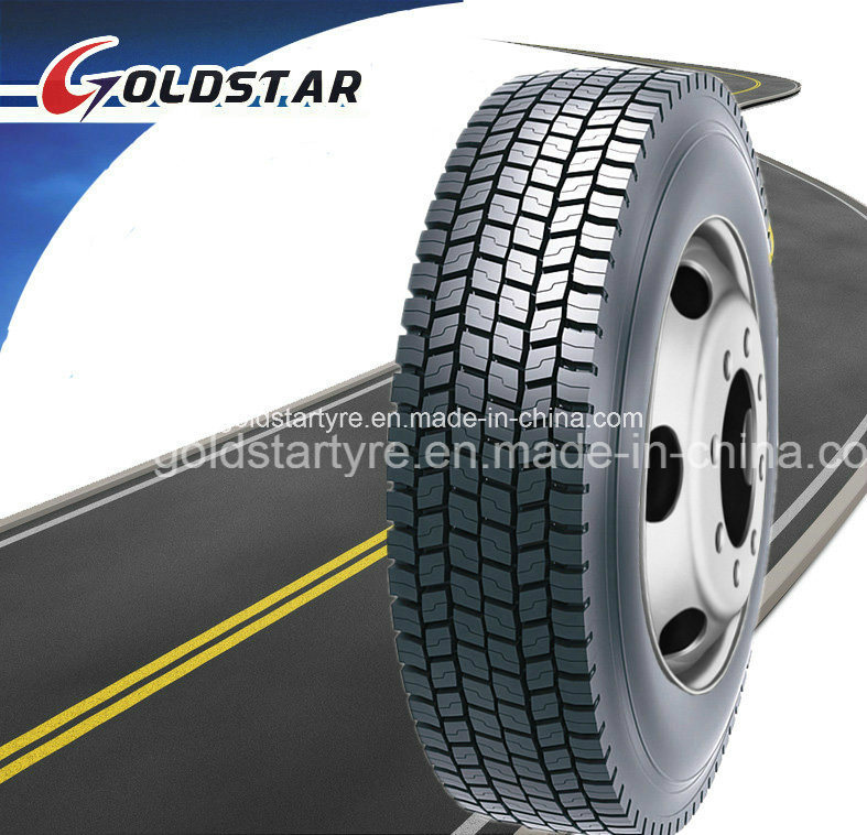 Best Price TBR Tire with Driving Pattern 315/80r22.5, 295/80r22.5