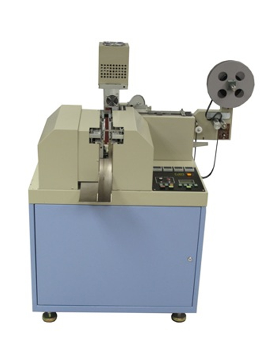 Ultrasonic Label Cutting and End Folding Machine (ALF-380U)