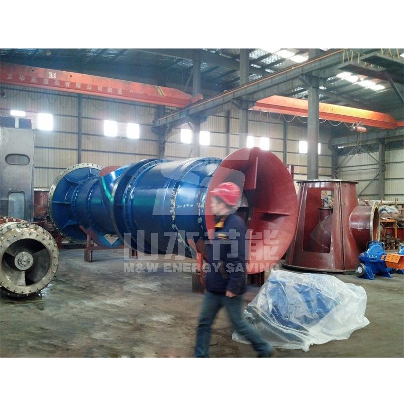 Vertical Line Shaft Pump