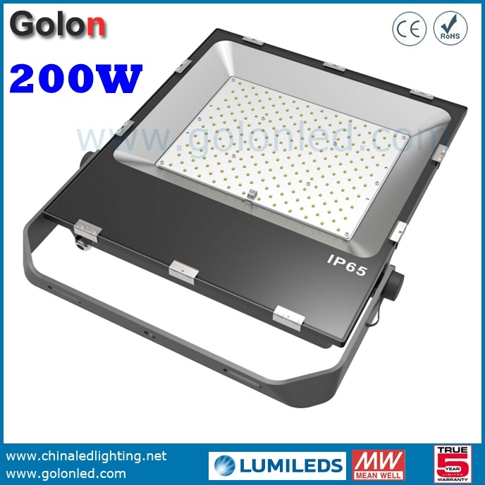 china manufacture projector lighting 200w best price philips smd 200 watts outdoor led project. Black Bedroom Furniture Sets. Home Design Ideas
