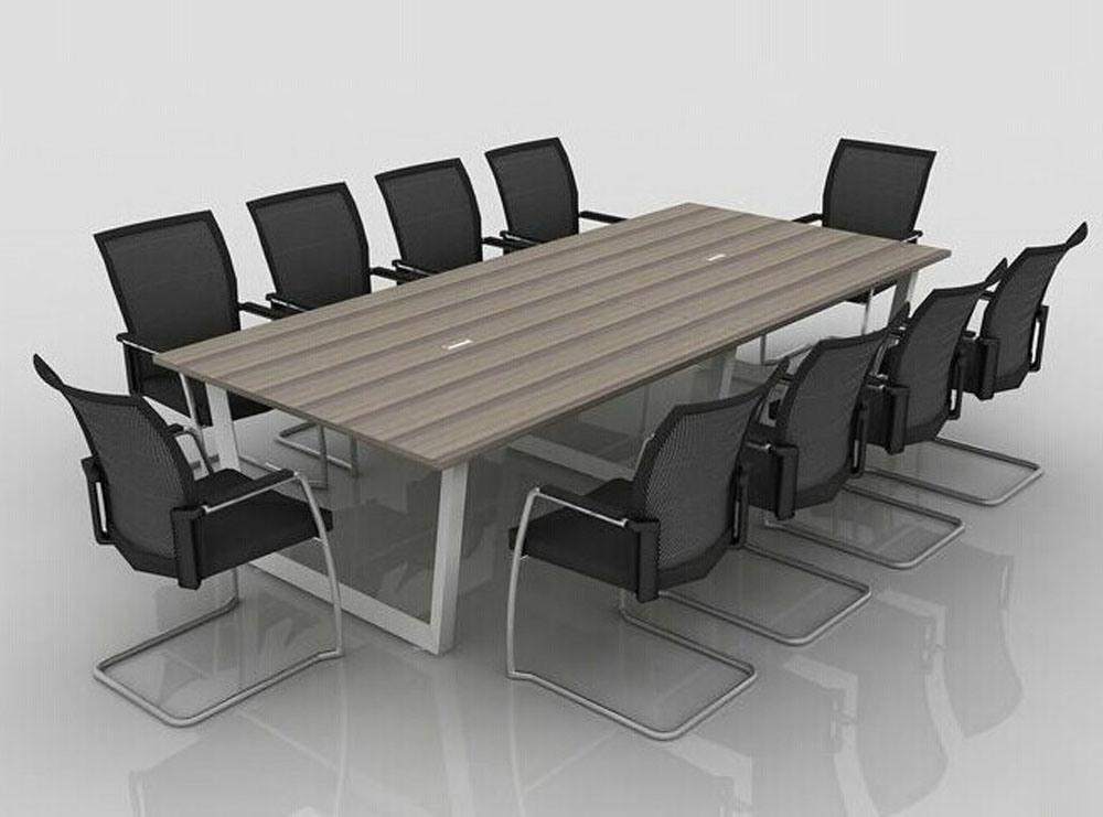 China Direct Sale Office Training Desk Melamine