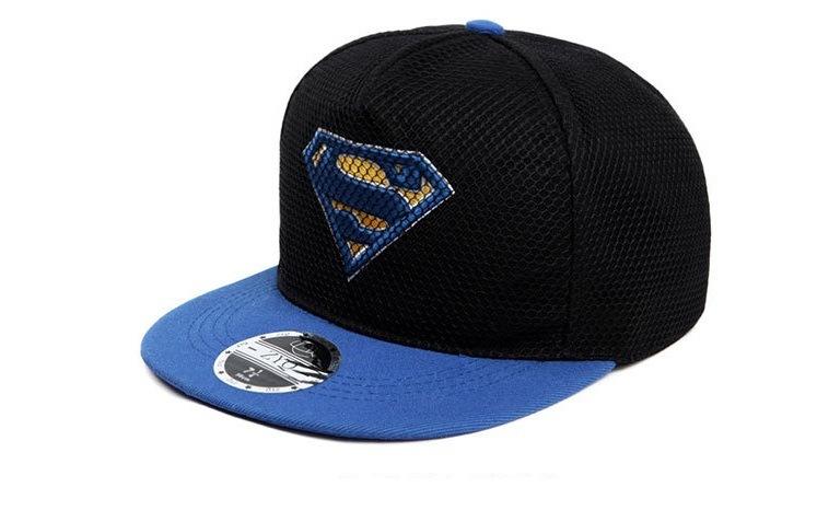 Cool Flat Bill Hip Hop Mesh Caps with Custom Logo