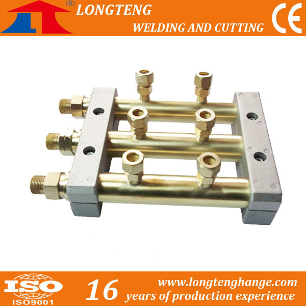 Longteng Gas Distributor for CNC Gantry Machine Gas Control