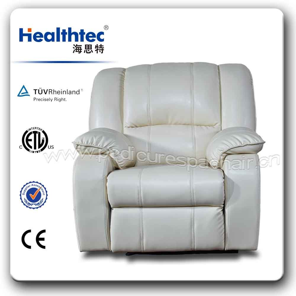 New Design Beige Office Chair Racing Seat (B069-S)