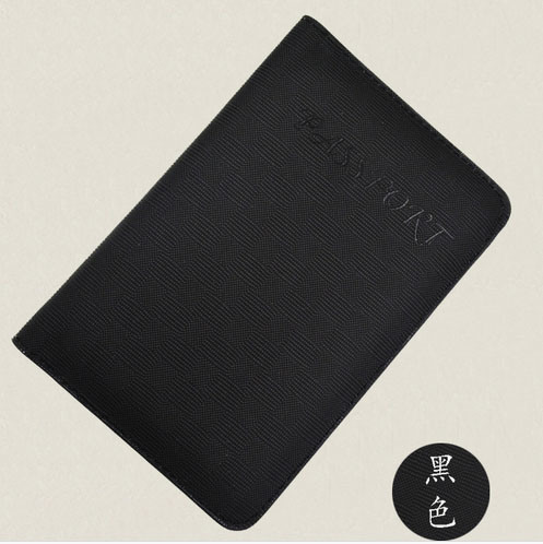 PVC Vinyl PU Grain Leather Passport Holder