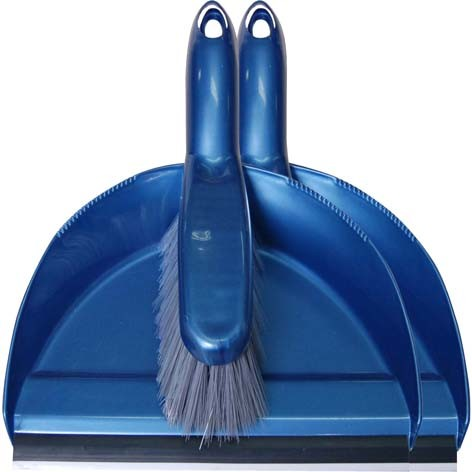 Cleaning Tool Dust Pan & Broom Set Accessories