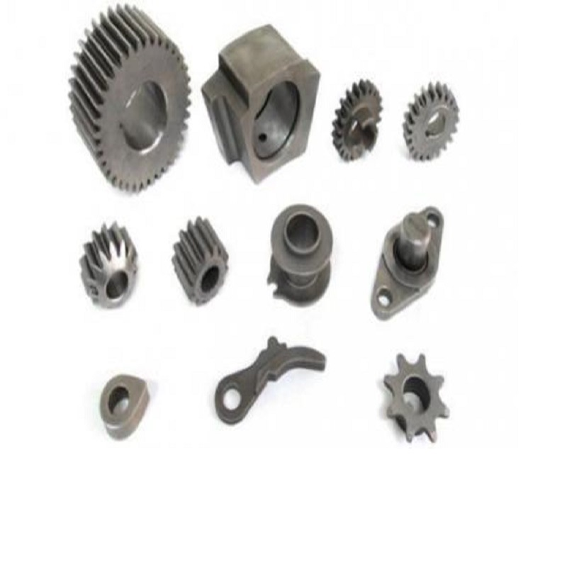 Customized High Precisely Steel CNC Milling Agricultural Machine Parts