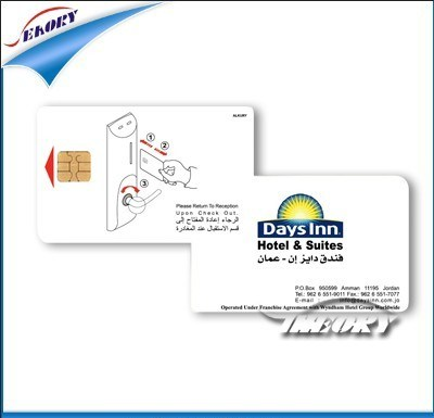 Shenzhen Factory Supply Chip Card Smart IC Card