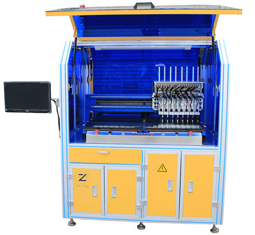 Double Plate Embedded Wire Machine