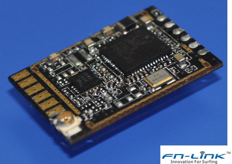 2.4/5G 11AC Dual-Band, 1T1R, WiFi Module F11AUUM13-W2