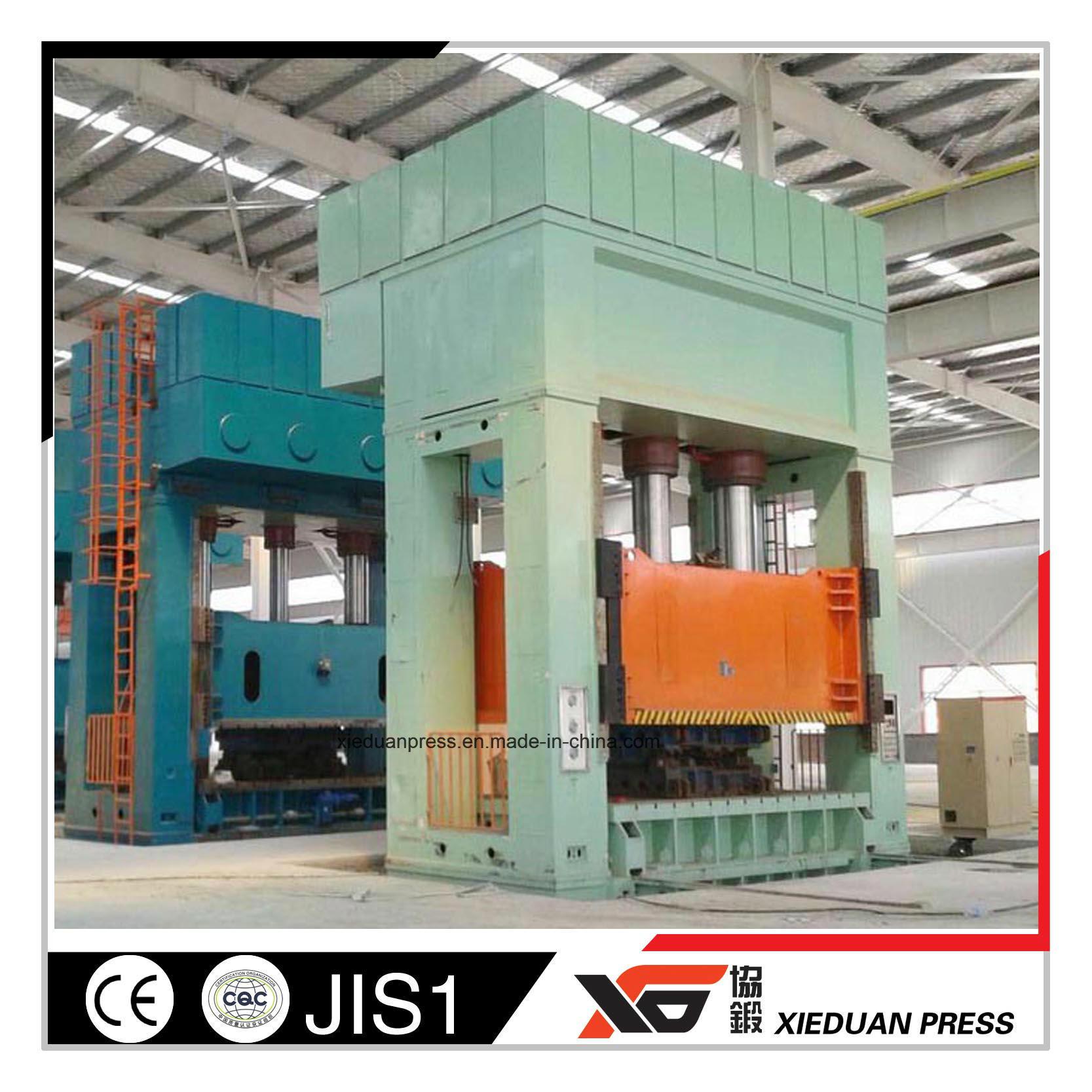 Straight Side Hydraulic Punching Machine (315ton-2000ton)