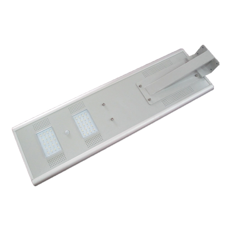 Solar Power All in One LED Street Light 30W