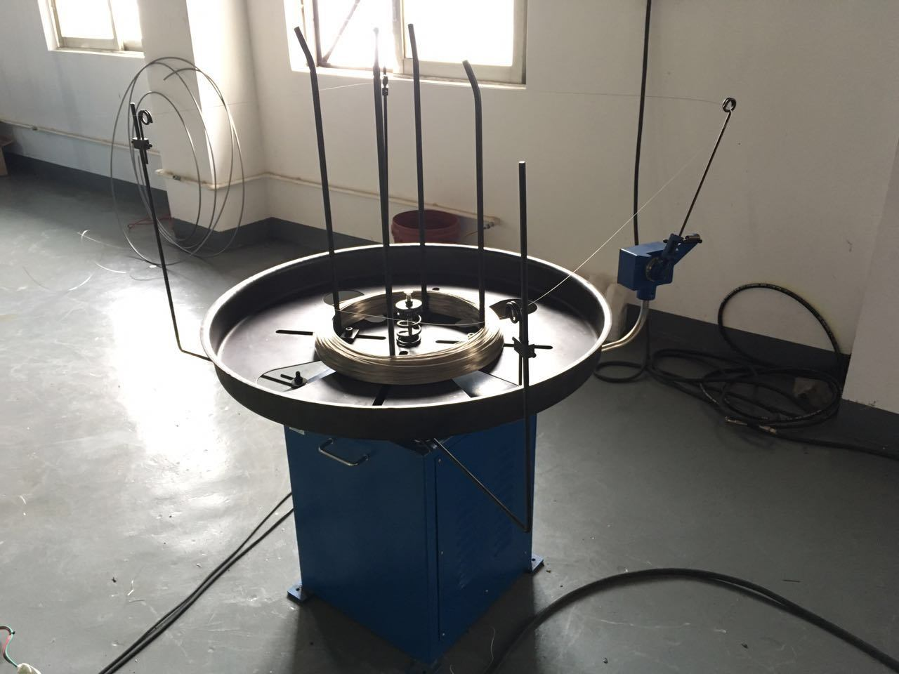 Automatic CNC Computer Spring Machine with 3 Axis