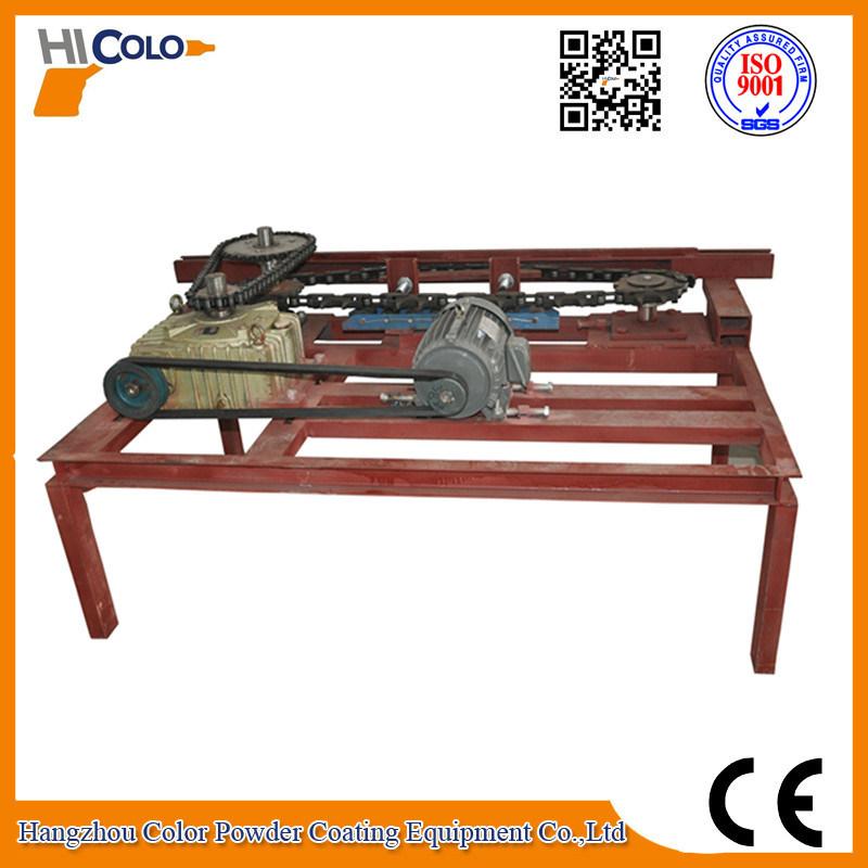 Overhead Conveyor Chain for Powder Coatingline