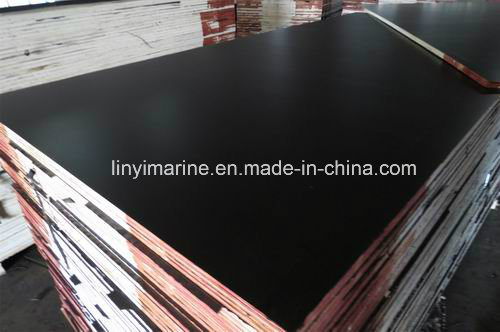 1250mm*2500mm Film Faced Plywood Construction Plywood First-Class Grade WBP