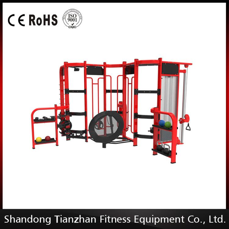 Multi Station Synergy 360/Strength Equipment/Gym Machine/Machine