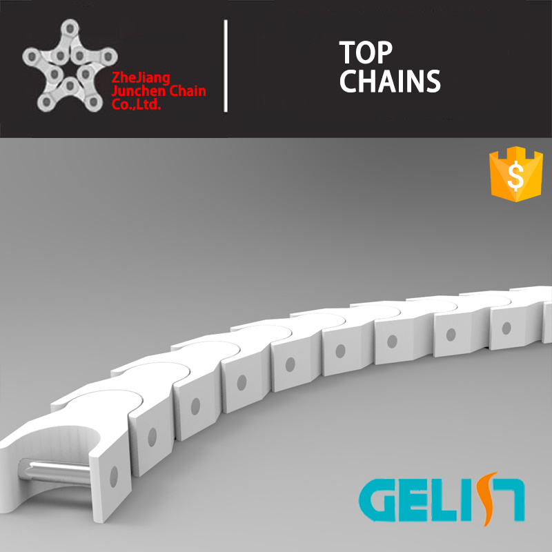 H1700 Series Made in China Side Flexing Keel Chain for Conveyor