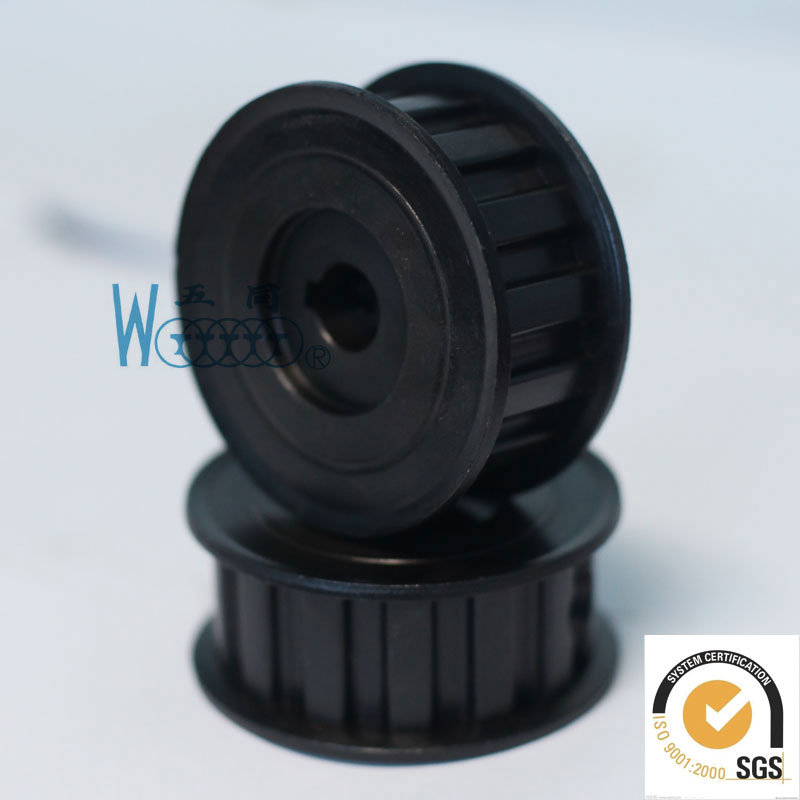 Black Coating Synchronous Pulley for General Drive