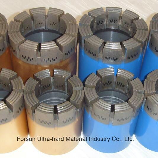Boart Longyear Diamond Core Drill Bit Aq, Bq, Nq, Hq, Pq Geological Mining Used for Drilling Rig