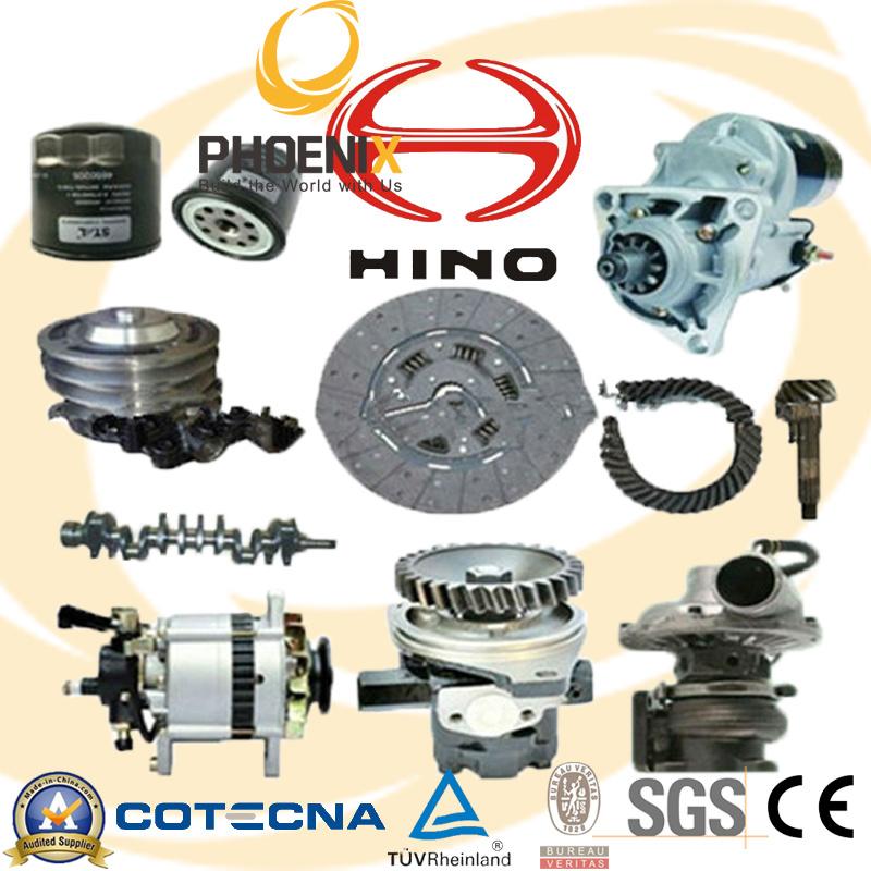 J08e P11c Shanghai Hino Diesel Engine Parts