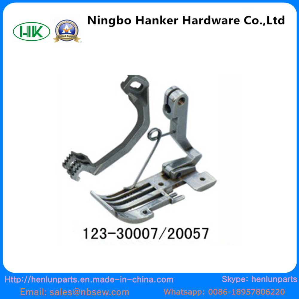 Presser Foot for Sewing Machine (123-30007)