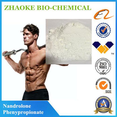 Pharmaceutical Intermediate Nandrolone Phenypropionate Npp 99.5% Steroid Drugs