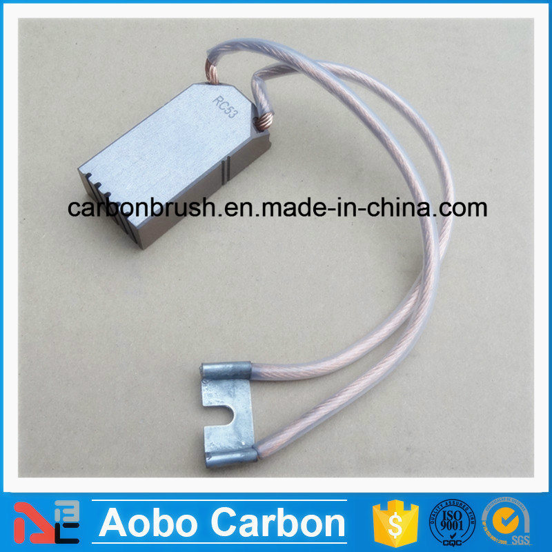 Sales for High Quality E-Carbon Metal Carbon Brush RC53