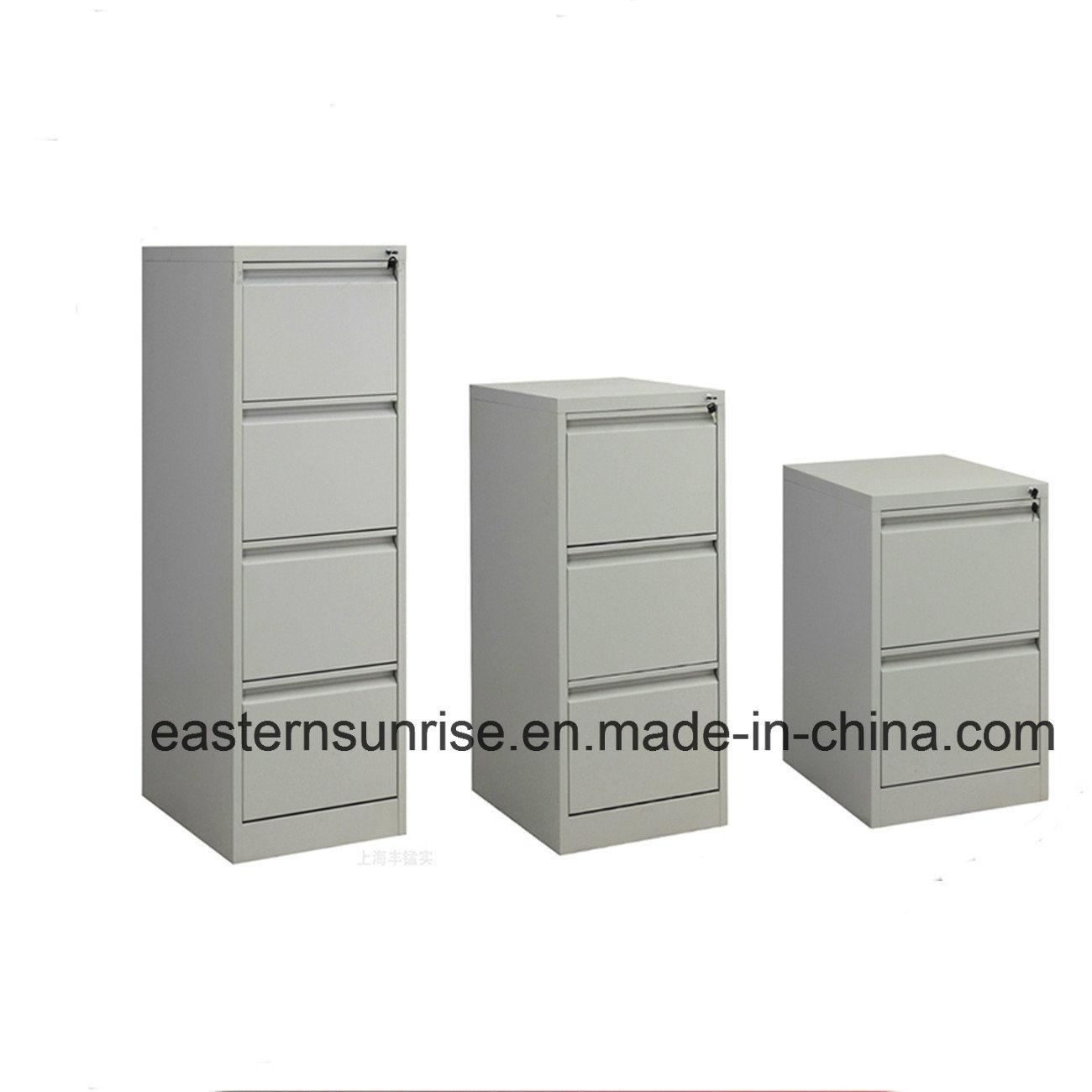 UL Certified Fire Resistant Vertical Filing Cabinet