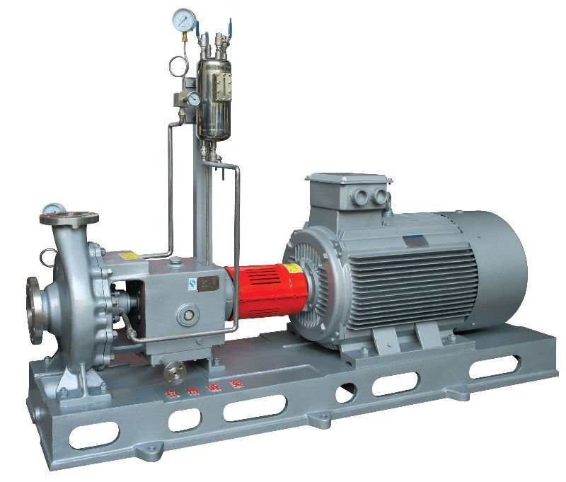 API 610 Horizontal Tefc Chloride Acid Pump