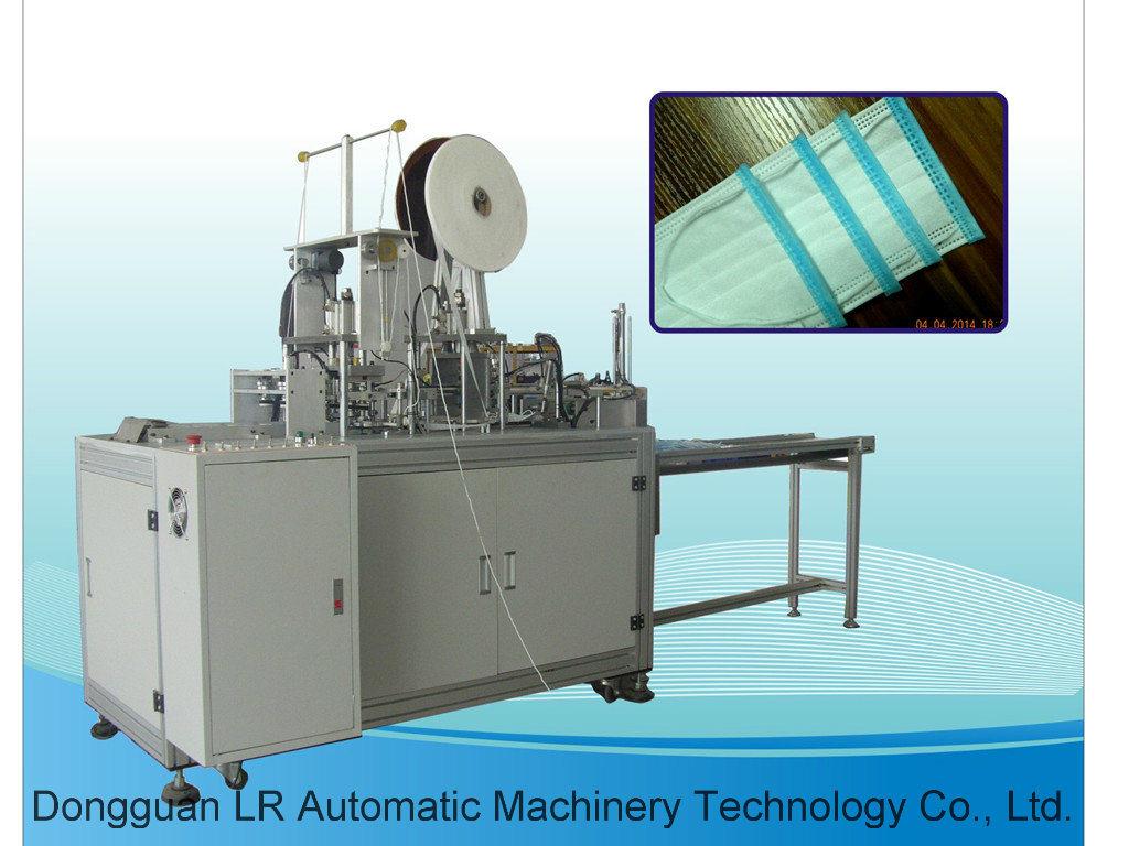 LR02A Nonwoven Face Mask Inner Earloop Welding Machine