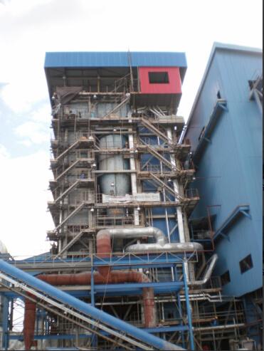 Power Plant Circulating Fluid Bed - CFB Boiler