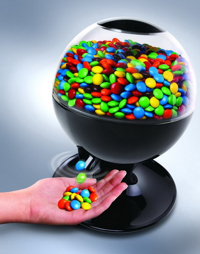 Emerson Motion Activated Candy Dispenser ~ Sharper image motion activated candy dispenser manual