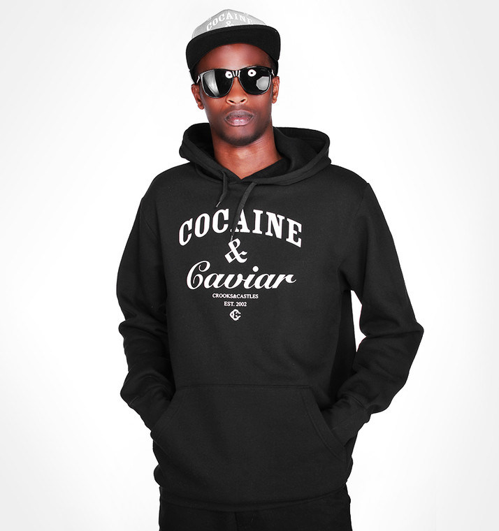 Cocain and Caviar Hoodie Sweatshirt