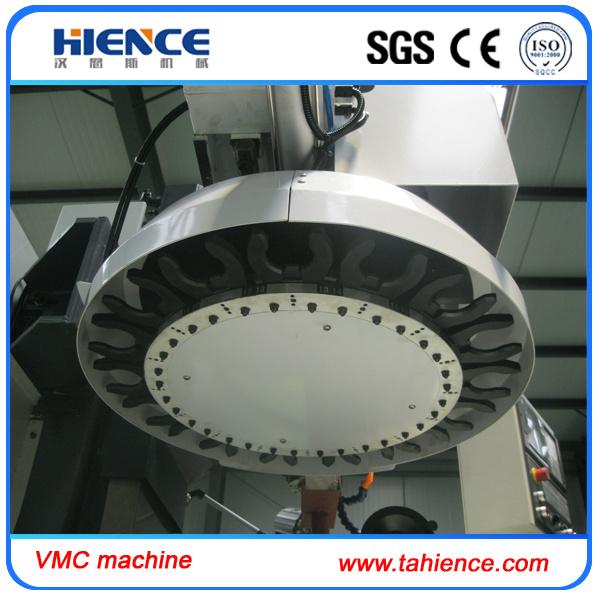 4 Axis Vertical CNC Milling Machine Machining Center Vmc850L