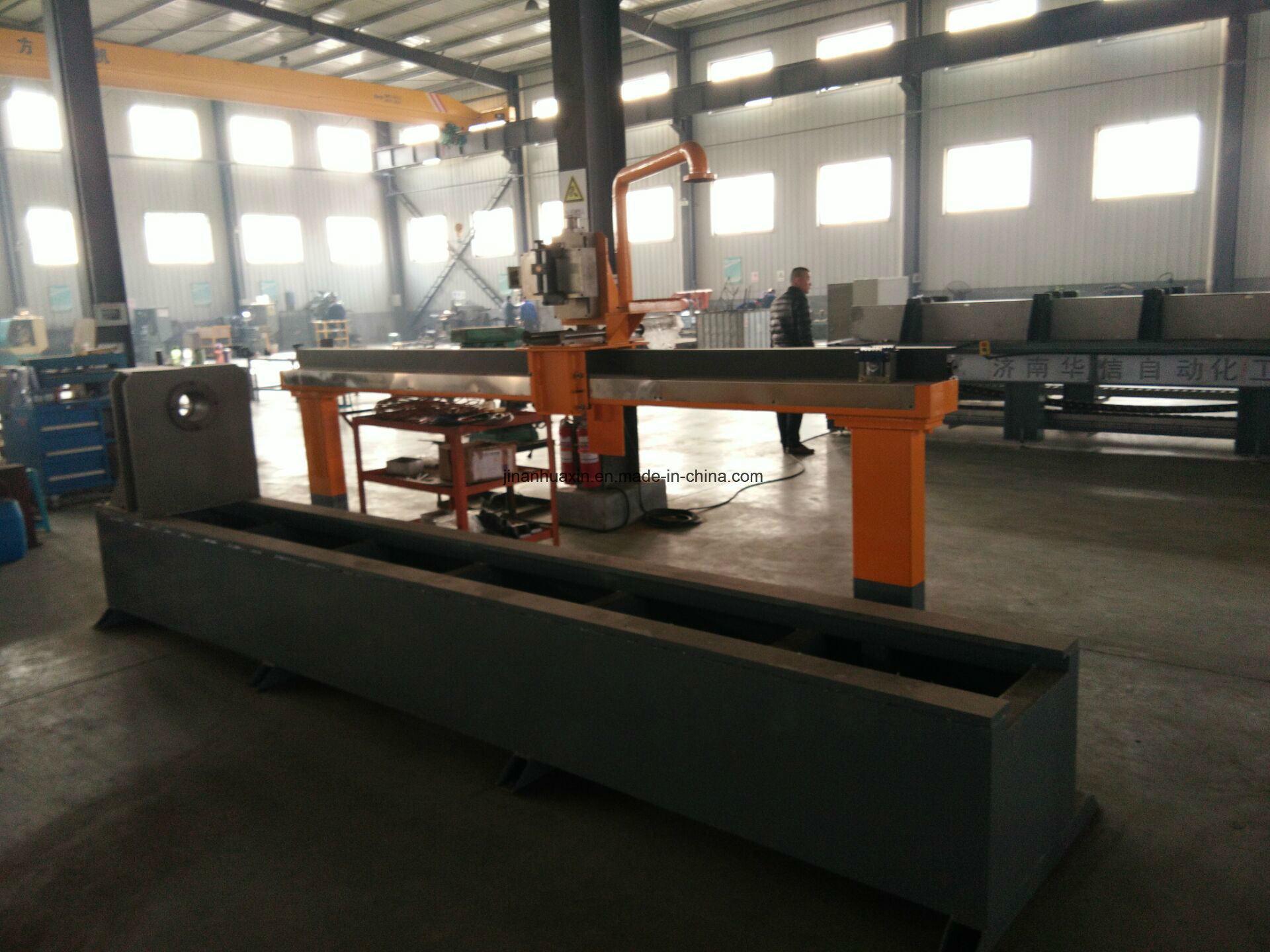 Automatic Welding Equipment for Circular Seam