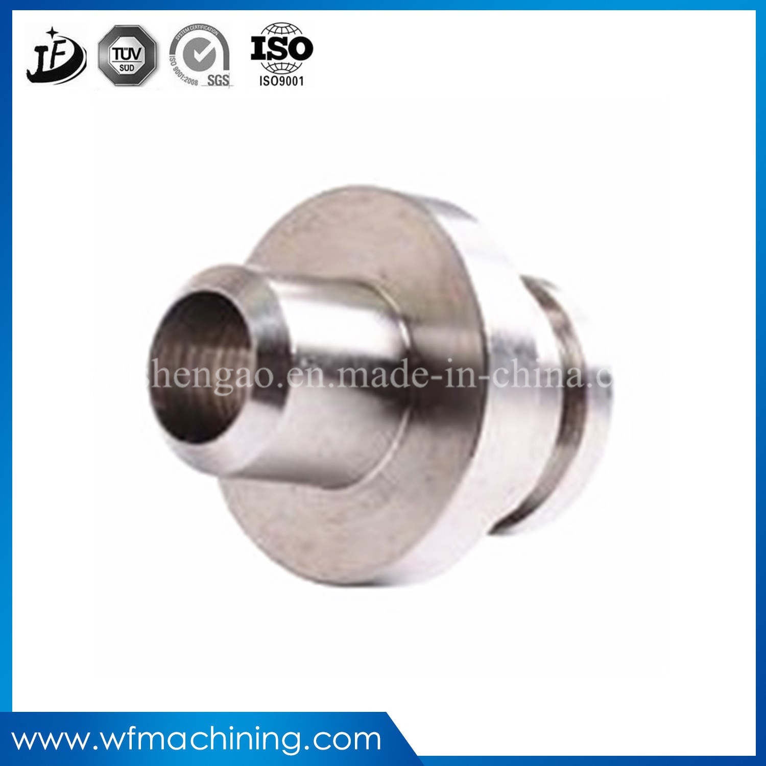 OEM Metal Components Lathe Machine Parts Precision CNC Machining for Pinion/Planetary Gear