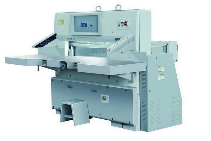 Hydraulic Digital Paper Cutting Machine (SQZX)