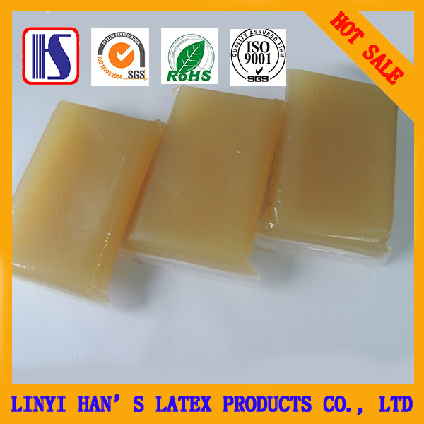 Hot Melt Jelly Glue Animal Glue for Paper Bonding