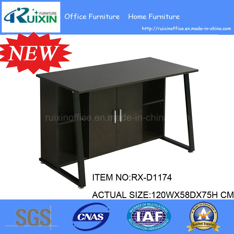 Hot Sale Custom 9mm Thickness Glass Desktop Computer & Office Desks Online