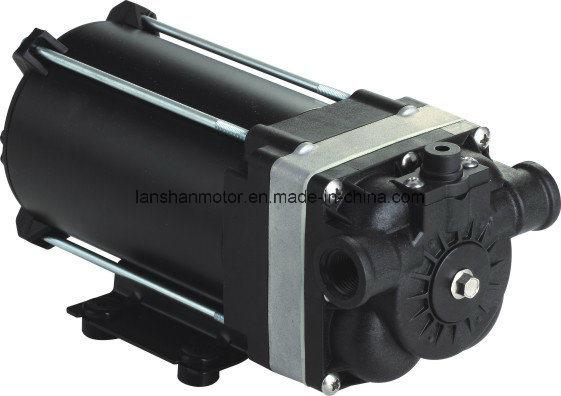 Lanshan 500gpd Diaphragm RO Booster Pump 0 Inlet Pressure Water Pump
