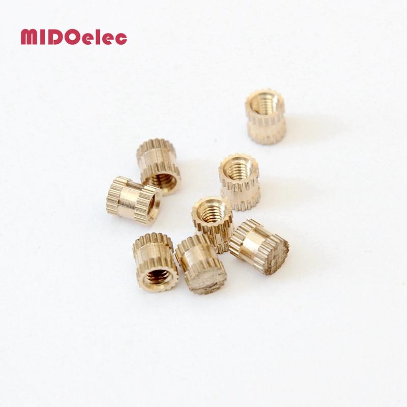 OEM Manufacturer Brass Thread/Threaded Inserts