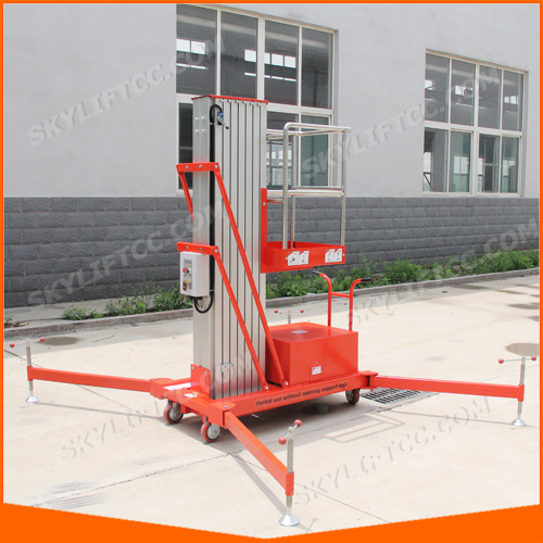 China Aerial Work Platform Man Lifts