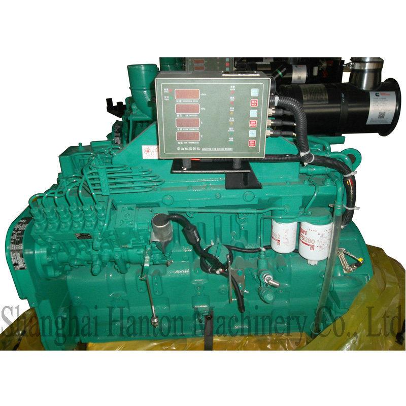 Cummins 6CTA8.3-G Mechanical Inland Generator Drive Diesel Engine