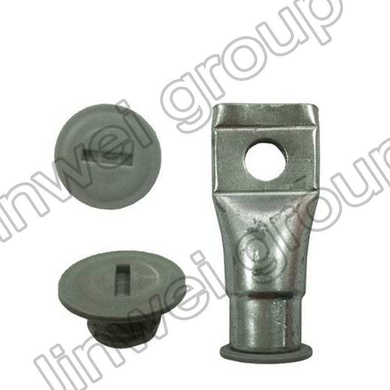 Plastic Cover Cross Hole Lifting Insert in Precasting Concrete Accessories (M20X120)