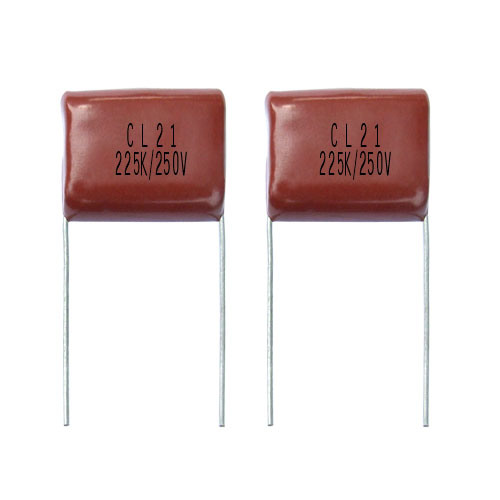 Polyester Film Capacitor Mef Cl21