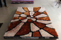 Anti-Slip Square Tile Carpet Bathroom Decoretion Carpet