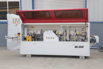 Wood Automatic Edge Banding Machine / Edge Banding Machine /Edge Bander