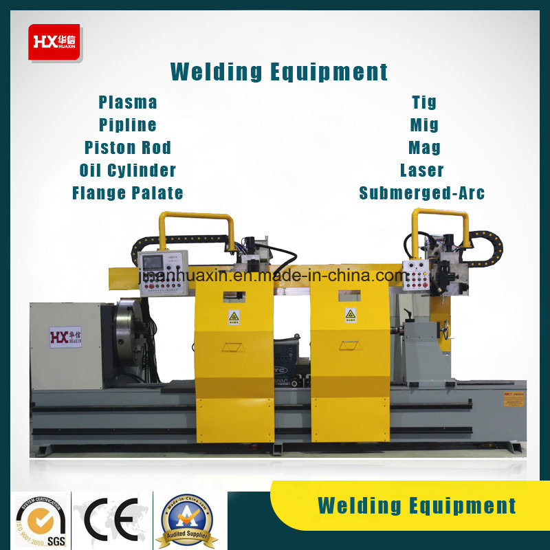 Automatic Welding Equipment for Circular Seam